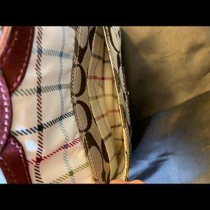 Coach Bags - Coach Capacity Flap Wrislet